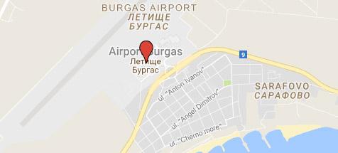 Burgas - Aeropuerto
