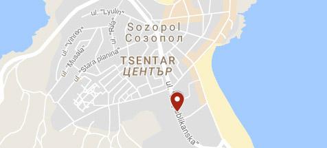 Sozopol - oficina