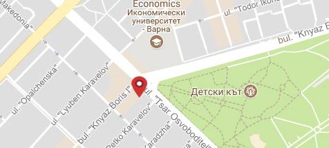 Varna - oficina