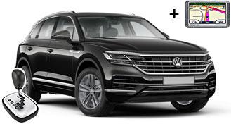 VW Touareg 2019 + NAVI FFAD