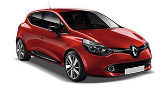 Ford Fiesta / Renault Clio IV EDMR