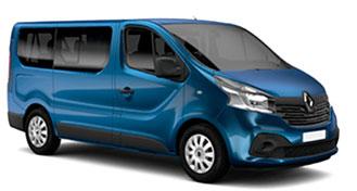 Renault Trafic + NAVI FVMR