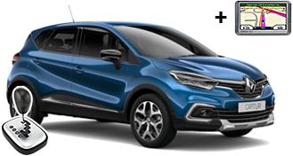 Renault Captur TCe + NAVI