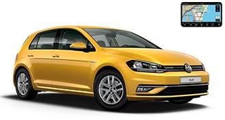 VW Golf + GPS DDMV