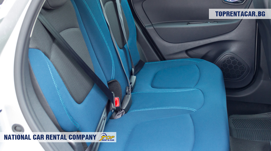 Renault Captur - asientos posteriores