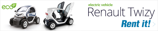 TWIZY for rent
