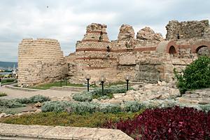 Estructuras romanas antiguas