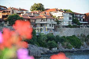 La hermosa ciudad vieja de Nessebar