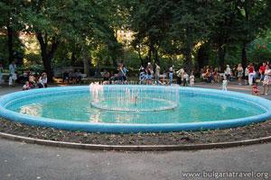Fuente en Burgas