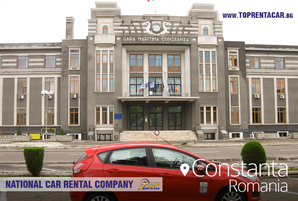 Top Rent A Car - cross border rentals in Constanta