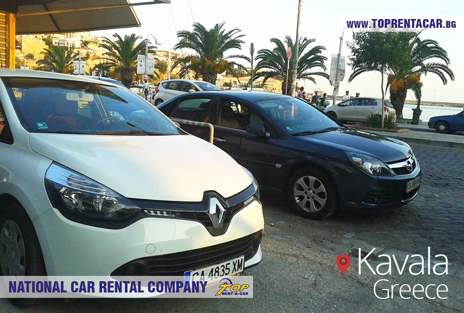 Top Rent A Car - cross border rentals in Kavala