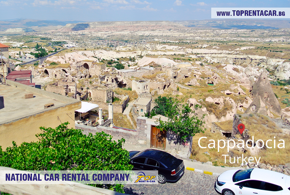 Top Rent A Car - Cappadocia