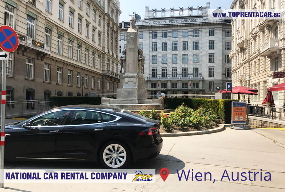 Top Rent A Car - Viena, Austria