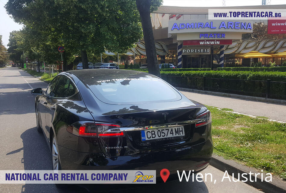 Top Rent A Car - Viena