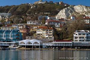Vista de Balchik