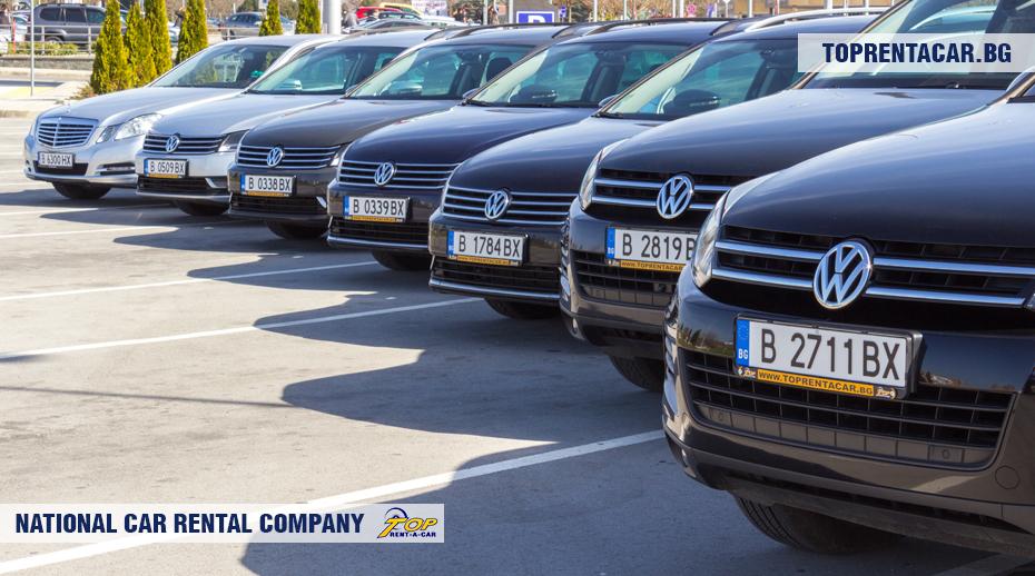 VW Touareg de Top Rent A Car
