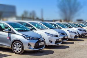Minibuses en Plovdiv de Top Rent A Car