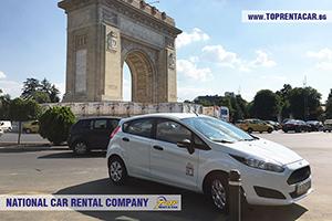 Alquiler de autos en Bucarest
