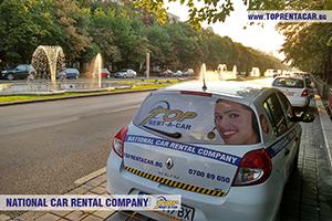 Alquiler de autos en Rumania