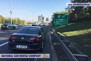 Alquiler de coches en Serbia