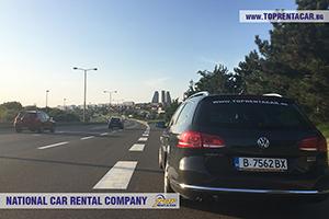 Alquiler de autos en aeropuerto de Belgrad Serbia