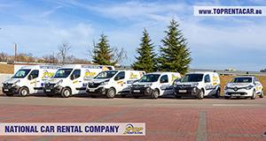 Alquiler de furgonetas en Sofia