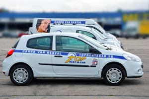 Alquiler de furgonetas en Plovdiv