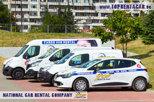 Alquiler de furgonetas en Varna
