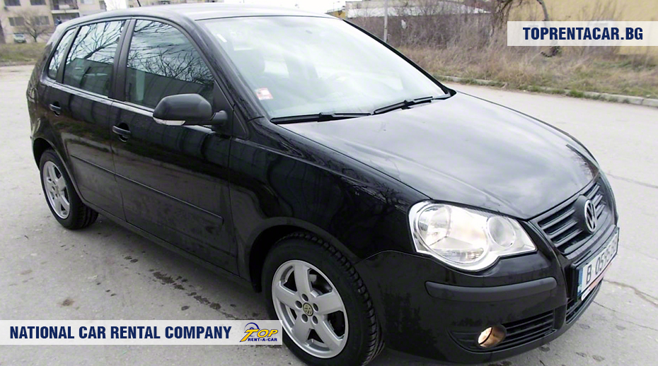 VW Polo -vista frontal