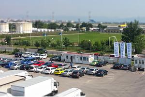 Alquiler de coches en Sofiaя
