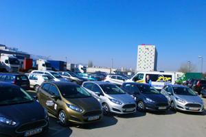 Alquiler de coches en Sofia