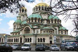 Catedral Alexander Nevsky, Sofía